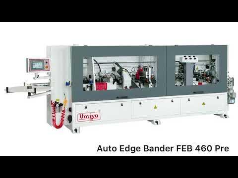 FEB-460Pre Automatic Edge Banding Machine With Premilling