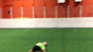 Zak Choumil Soccer 2015