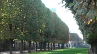 Париж, Joe Dassin - Le Jardin du Luxembourg