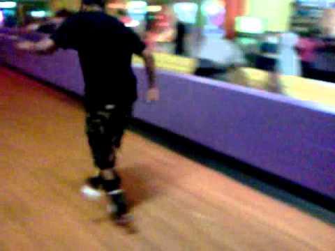 J Wheels Freestyle @ Orbit Fun Center