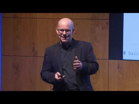 """Oliver Suchy, Leiter Digitale Arbeitswelten, DGB-Bundesvorstand, zu: """"Gute Arbeit by design – Ansprüche an KI in der Arbeitswelt"""""""