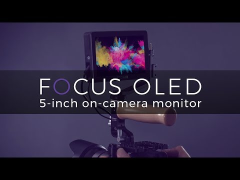 SmallHD FOCUS OLED Overview
