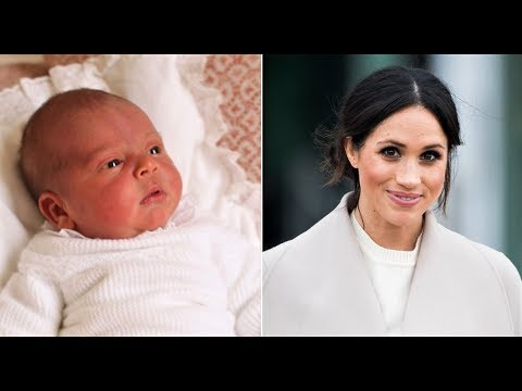 Meghan Markle and Prince Harry Welcome Baby Boy