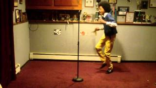 Malique Jackson - Hallelujah Day - 1973 Michael Jackson Impersontor