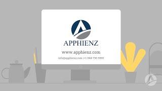 Apphienz Inc - Video - 2