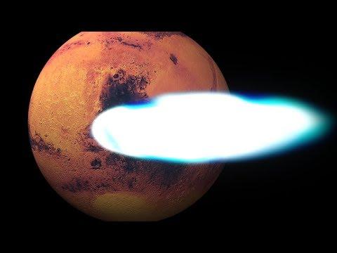 Comet Siding Spring Explained видео