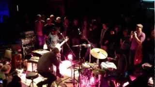 """Still Water"" Daniel Lanois & Brian Blade at The Black Box, Toronto, March 24, 2012"