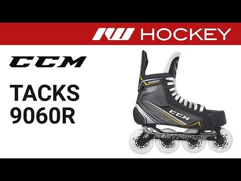 CCM Tacks 9060R Skate Review