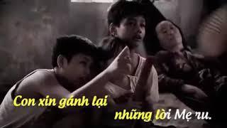 Gánh Mẹ Karaoke Tone Nữ Cao