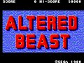 Master System Longplay 025 Altered Beast