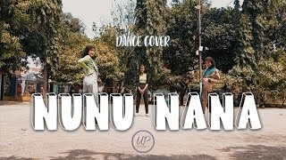 JESSI-NUNU NANA DANCE COVER BY UNKNOWN PURPLE FROM INDONESIA