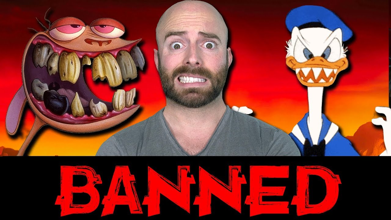 10 Cartoons That Would Be BANNED Today thumbnail