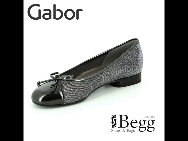 Gabor Brach 75.112.69 Metallic pumps