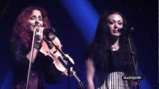 Eve's Apple (FULL) Live Acoustic Performance @ MFVF X/10th Anniversary (Wieze,Belgium) 10/19/2012
