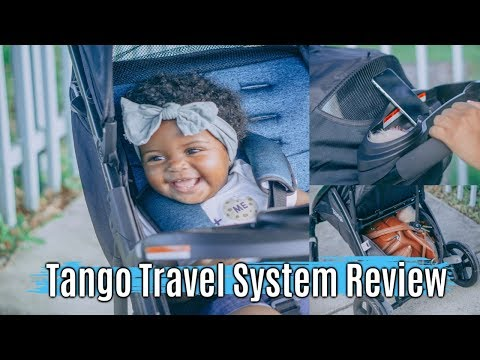 Baby Trend Tango Travel Stroller System Review
