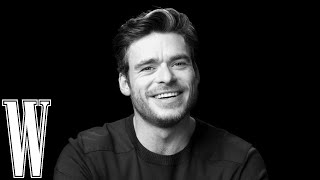 Richard Madden Relives His Death Scene in 'Game of Thrones' and More   Screen Tests   W Magazine