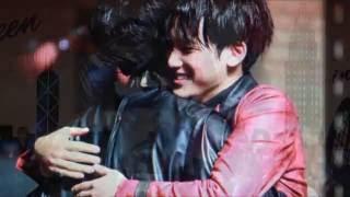 Meanie Lovely Moments SEVENTEEN's Mingyu & Wonwoo