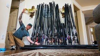 Worlds LARGEST Fishing Rod Unboxing ($14,000)