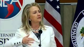 Secretary Clinton Annual Global Diaspora Forum 2012 - YouTube