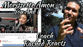 Emotional Vocal Coach Reaction & Analysis - Morissette - You And I - Wishbus