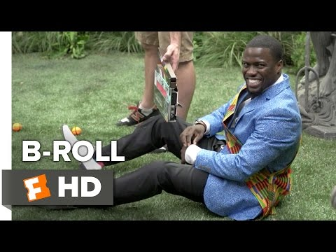 Ride Along 2 B-ROLL (2016) - Kevin Hart, Ice Cube Comedy HD