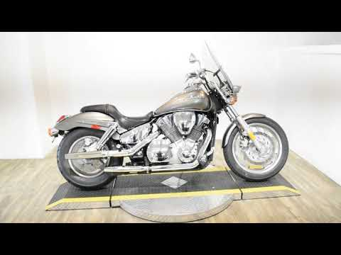 2005 Honda VTX™ 1300C in Wauconda, Illinois - Video 1