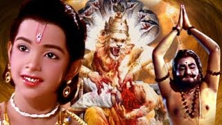 Bhakt Prahlad Full Movie | Hindi Devotional Movie | Narasimha and Prahlad Story - Download this Video in MP3, M4A, WEBM, MP4, 3GP