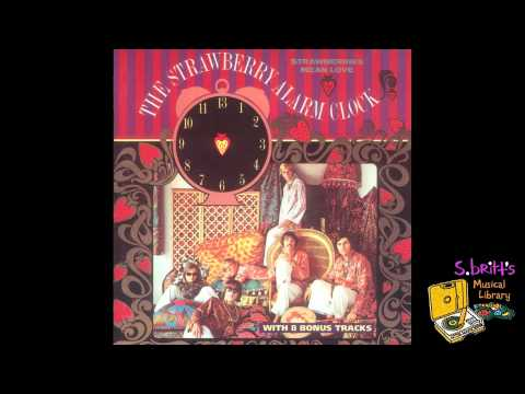 "The Strawberry Alarm Clock ""Black Butter - Present"""