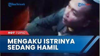 Oknum Polisi yang Diamuk Massa hingga Sekarat saat Ketahuan Merampok Memelas, Ngaku Istri Lagi Hamil