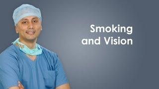 Smoking and Vision, English