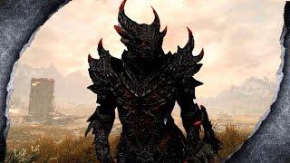▶Skyrim Remastered: Evil Incarnate Daedric Armor ♦️MOD SHOWCASE♦️ | Killerkev ✔️