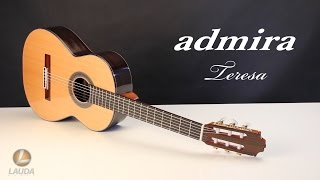 Admira Teresa - hiszpańska gitara klasyczna