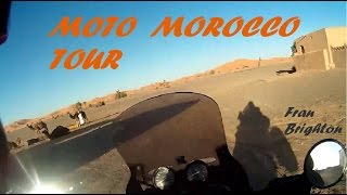 preview picture of video 'Moto Morocco Tour'
