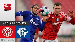 1. FSV Mainz 05 - FC Schalke 04 | 2-2 | Highlights | Matchday 7 – Bundesliga 2020/21