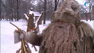 Новгородский Дед Трескун получил официальную прописку на сказочной карте России
