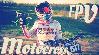 ✅ Chasing Motocross Champions With FPV Drone! Cinematic 2020????️???? DJI FPV TEST!