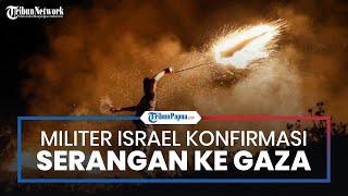 Militer Israel Mengakui Telah Lakukan Serangan Udara ke Gaza setelah Palestina Kirim Balon Pembakar