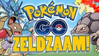 ZELDZAAMSTE POKEMON VANGEN!! Pokemon GO TIPS!