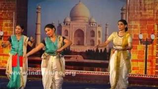 Manipuri dance performance
