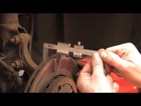 Anwendungsvideo Bremsscheiben Messschieber 0-60mm KS Tools 300.0535