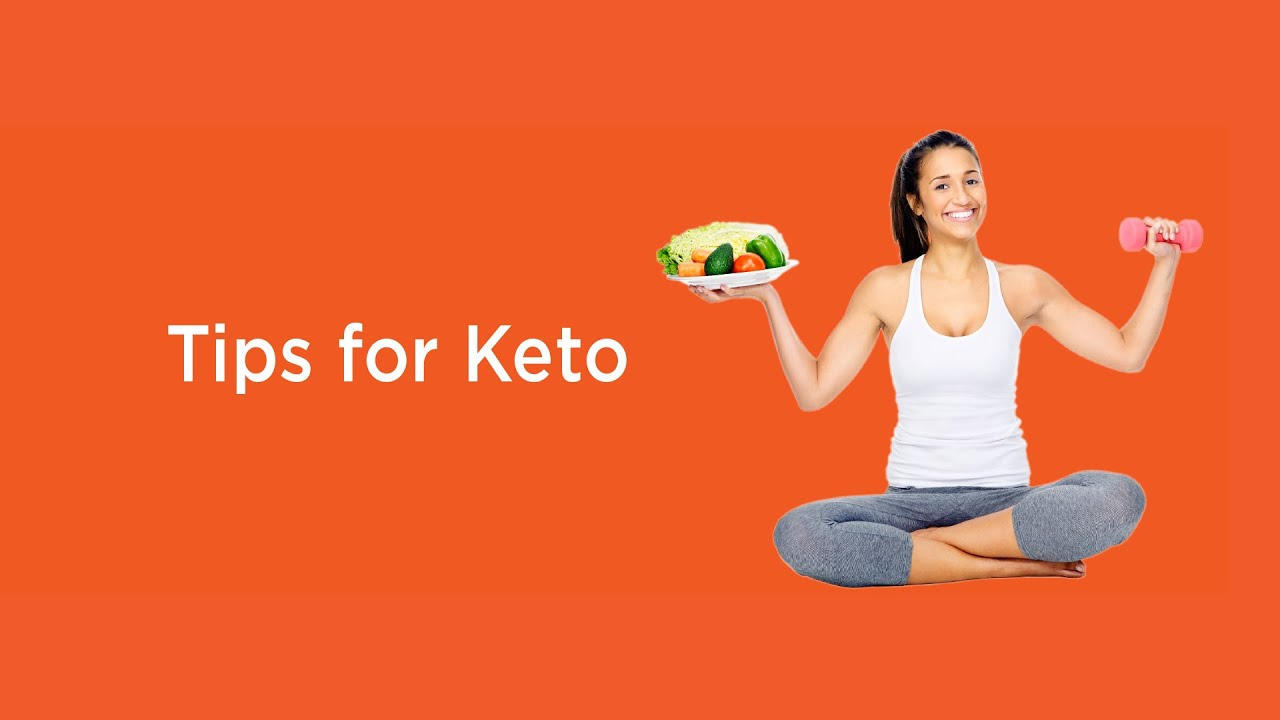 Tips to succeed on keto