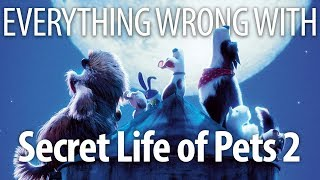 Everything Wrong with The Secret Life of Pets 2 in BARK BARK BARK Minutes
