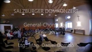 Salzburger Domkonzert (Einsingen)