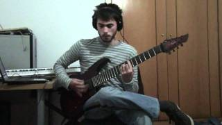 Twin Atlantic - What is Light Where is Laughter (Skrillex Remix) Guitar Cover