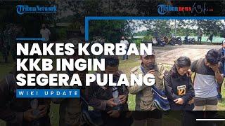 Nakes Korban KKB di Distrik Kiwirok Mengaku Trauma, Minta Dipulangkan ke Kampung Halaman