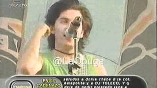 ALLISON - Me Cambio - Concierto EXA Merida 2007 P01