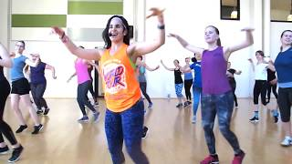 "Zumba® with Pamela ""Cuppa"" (UTA) Tampere, Finland"