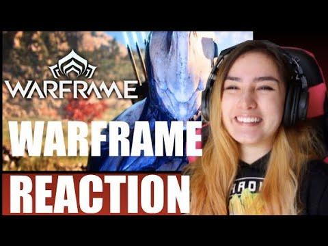 Warframe Official Cinematic Trailer Reaction