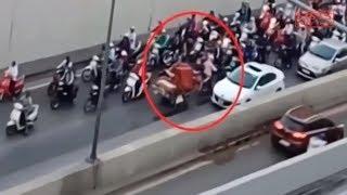 Sự ngang tàn của ninja đường phố khiến mạng xã hội nổi sóng | lists 10 sự thật