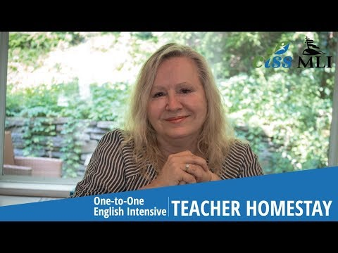 One-to-One Teacher Homestay